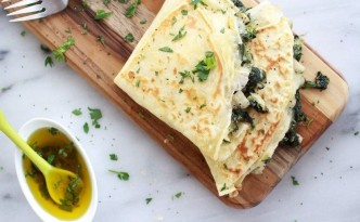 Crepes-mozzarella-e-spinaci