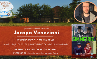 Jacopo Veneziani 12 luglio